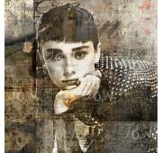 Hollywood Stars-Audrey